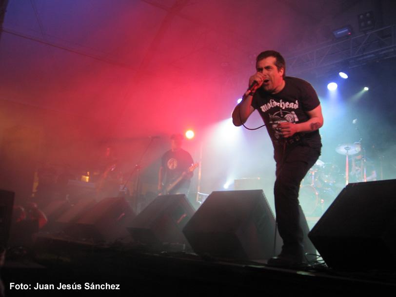 Rock Albox 2012 - El Último Ke Zierre