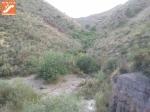 Barranqueras en Vía Verde Lucainena de las Torres