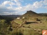 Cortijo de las Tejas en Vía Verde Lucainena de las Torres