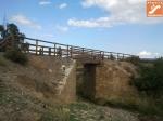 Puente en Vía Verde Lucainena de las Torres