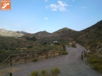 Sendero en Vía Verde Lucainena de las Torres