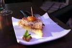 Lomo con camembert en Lila's Café