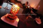 Caviar de pimientos en Lila's Café