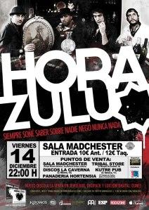 cartel hora zulu