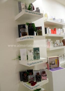 El perfume se respira en Muguete