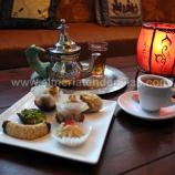 té y café en tetería Aloe