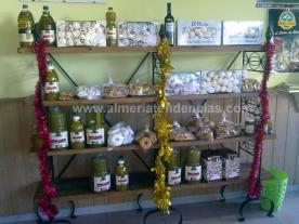 Productos almerienses en El Jardín