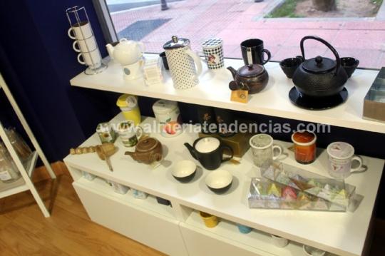 teteras y complementos en Quiere-té