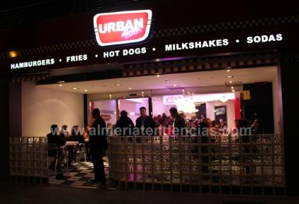 Entrada Urban Diner