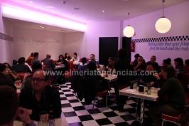 Sala del fondo en Urban Diner