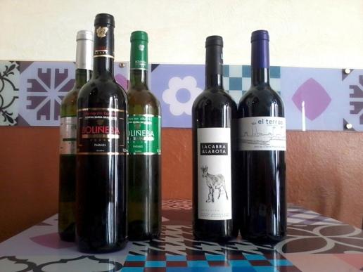 Vinos de Almería en Nuestra Tierra