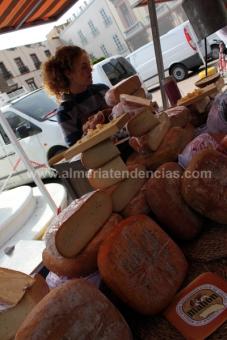 Feria Queso Almería - Mahon