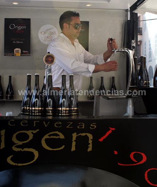 Feria Queso Almería - Cerveza Origen