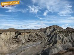 El desierto de Tabernas - Almería