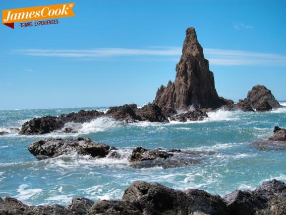 Arrecife de las Sirenas - Cabo de Gata