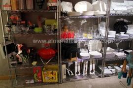 menaje de cocina en Kamama