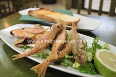 Salmonetes en Rincón Cofrade