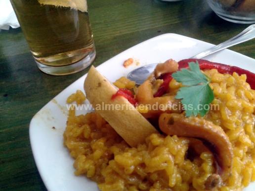 Rincon Confrade - paella - arroz