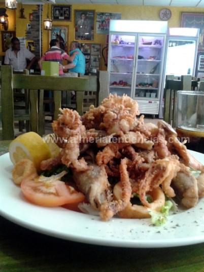 Rincon Confrade Pescado frito