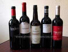 Vinos propuestos por Solera Ibérica