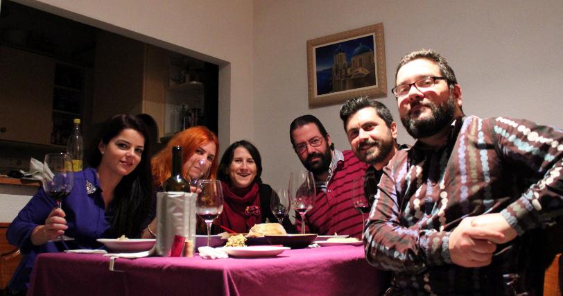 Cena Navidad Tendencieros