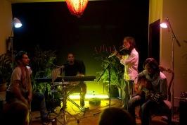 Chango Santiago en La Guajira Flamenco