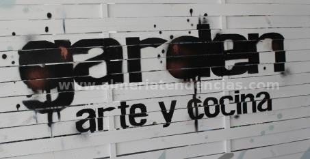 logo de Garden arte y cocina