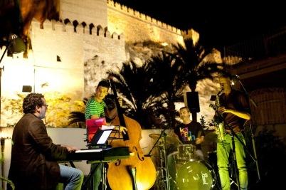 La Alcazaba desde La Guajira Almería