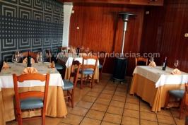 Comedor y reservado en La Soleá Almerimar