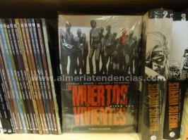 Zombis en Millenium Cómic Almería