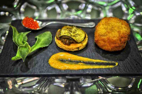 1 - Gourmet - Mar y Montaña - Gran Pere