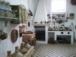 Cocina en Museo Terque