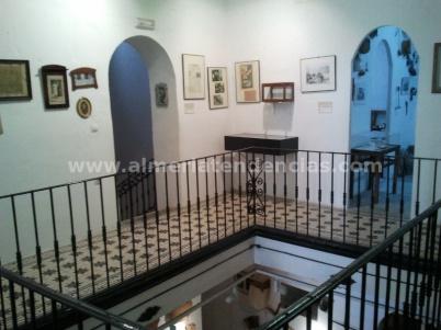Interior museo etnográfico Terque