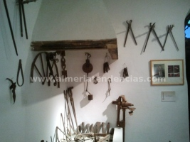 La fragua en Museo Terque