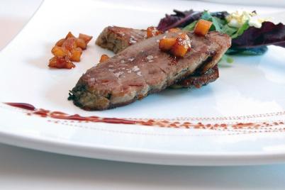Presa Ibérica - Restaurante Abad - Padules