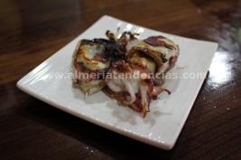 Chopitos plancha en Taberna Sacromonte