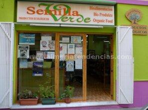 Semilla Verde - Tienda Ecológica 1