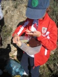 Buscando caches en Sierra Nevada