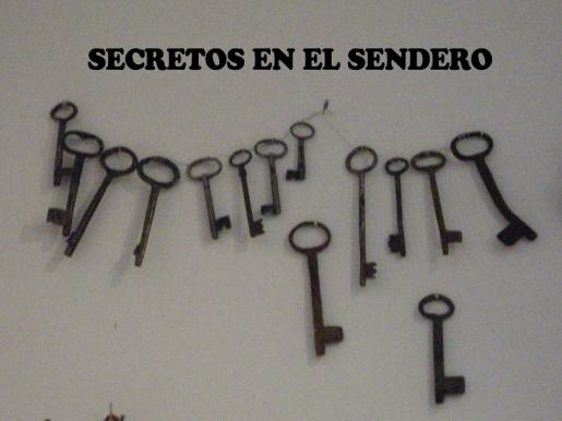 Secretos en el sendero - llaves