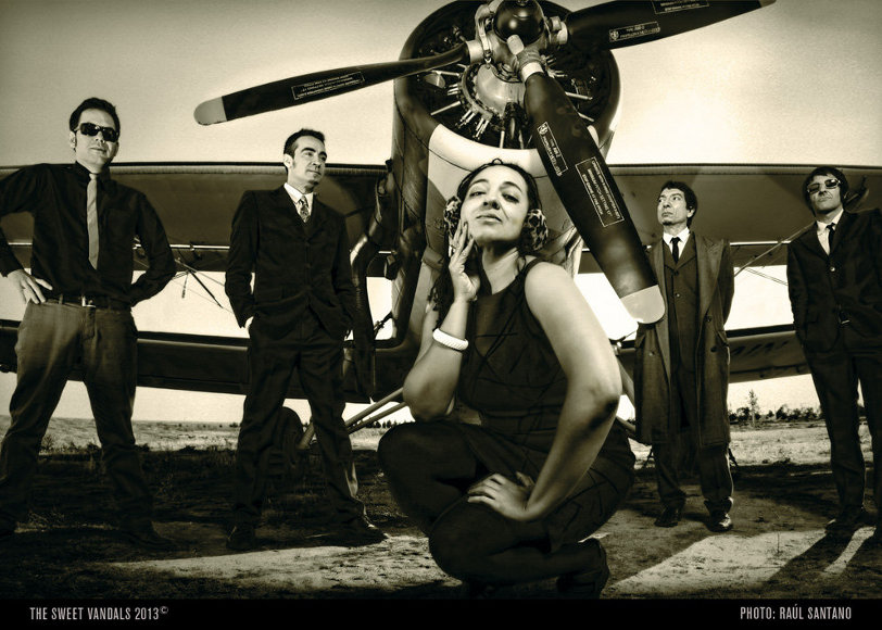 The Sweet Vandals - soul funk