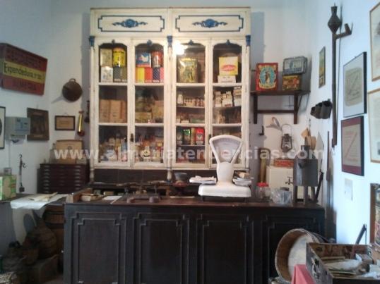Tienda de comestibles en Museo Terque