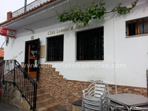 Fachada Casa Joserra - Benizalón