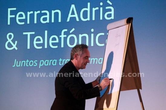 Ferran Adria en Almeria 2