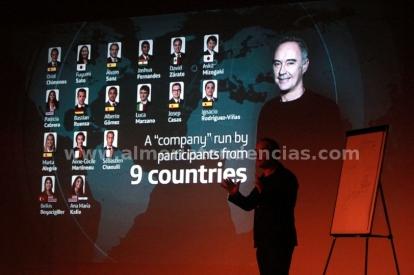 Ferran Adria en Almeria 4