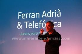 Ferran Adria en Almeria 7