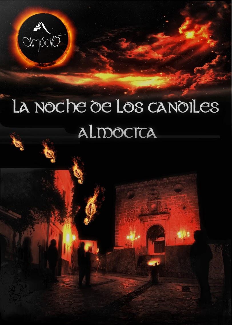 La Noche de los Candiles 2013 CARTEL Almócita