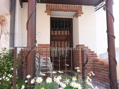 Puerta salón de abajo Casa Joserra