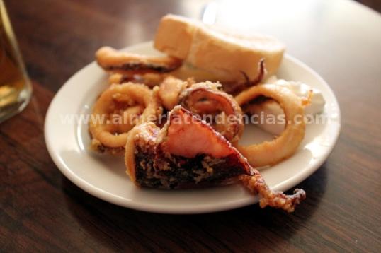 Taberna de Domi - Pota frita