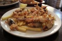 Taberna de Domi - plato chipirones