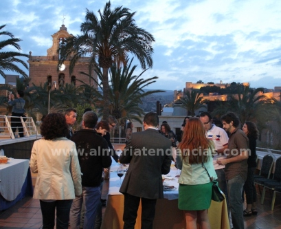 Cena Clandestina con vistas a La Alcazaba